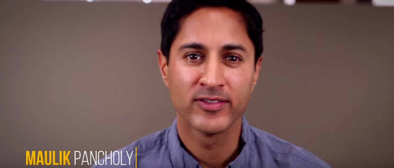 Maulik Pancholy video screenshot